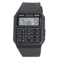 Casio Men's Calculator Watch - Black (CA53W-1)