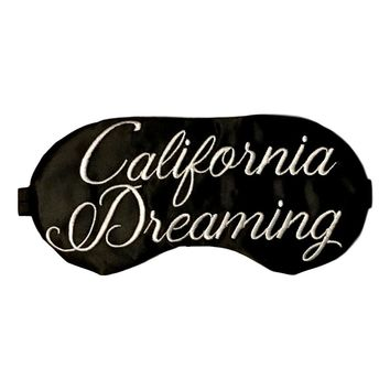 CALIFORNIA DREAMING SLEEP MASK