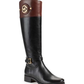 MICHAEL Michael Kors Stockard Riding Boots | Dillards