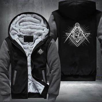 Masonic Fleece Jacket