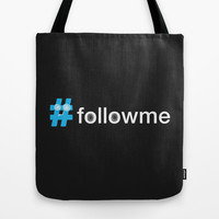 #TheFollowing Tote Bag by MidnightCoffee
