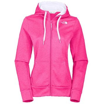 The North Face Fave Hoodie - Full Zip (For Women)