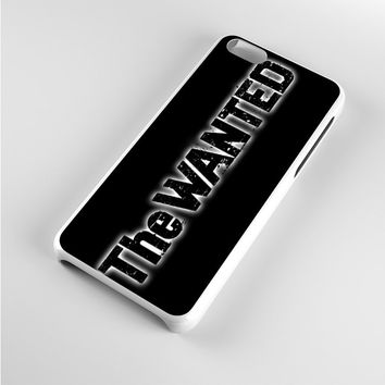 The Wanted Logo iPhone 5c Case