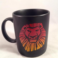 The Lion King Broadway Musical Mug