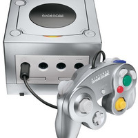 Platinum Gamecube System - Gamecube (Pre-owned)
