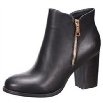 Carter Bootie - Black