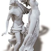 Apollo and Daphne Sculpture by Bernini 14H