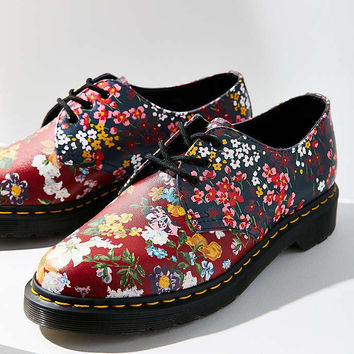 Dr. Martens 1461 Floral 3-Eye Oxford - Urban Outfitters