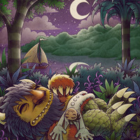 Where The Wild Things Are by Josh Holland