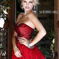 Sherri Hill 8528 Dress