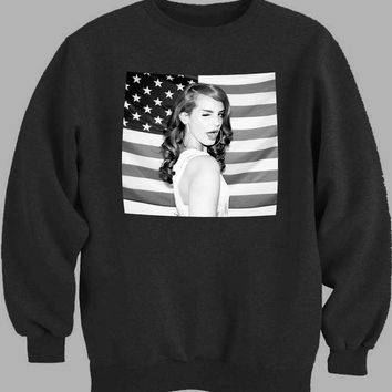 Lana del rey Hot Sweater for Mens Sweater and Womens Sweater ***