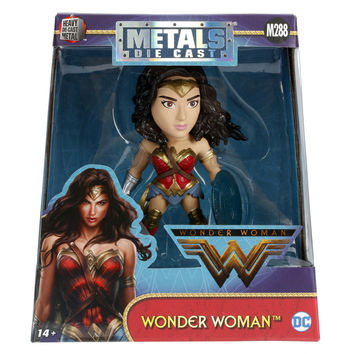 Jada Diecast Wonder Woman Movie Bundle Set of 5