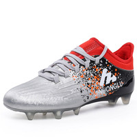 2017 FOOTBALL new superfly soccer cleats ourdoor mens soccer football boots sneakers soccer shoes sock free shipping