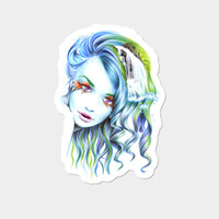 Water Sticker By EDrawings38 Design By Humans