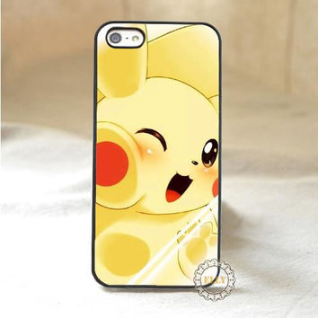 Pikachu Pokemon for iphone 4 4s 5 5s 5c 6 6