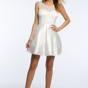 Lace with Arcadia Skirt Dress