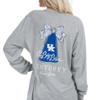 Kentucky Megaphone Tee - Long Sleeve – Lauren James