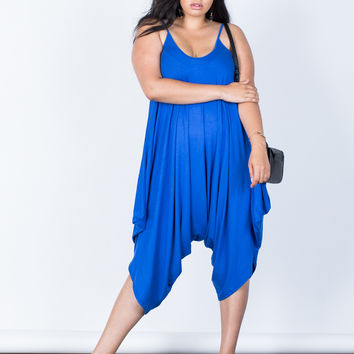 Plus Size The Perfect Lounging Jumpsuit
