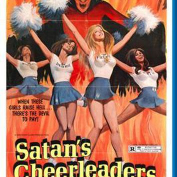 "Satans Cheerleaders poster 24""x36"""