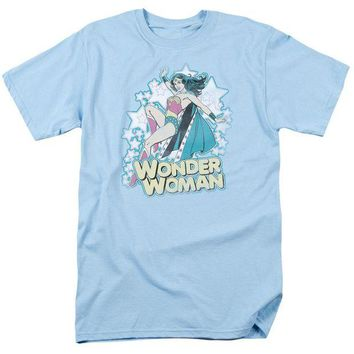 DCCKM83 I'm Wonder Woman Short Sleeve Adult 18/1