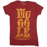 Womens Muggle T-Shirt