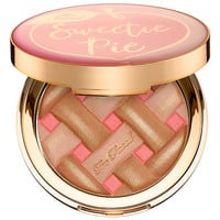 Sweetie Pie Radiant Matte Bronzer – Peaches and Cream Collection - Too Faced | Sephora