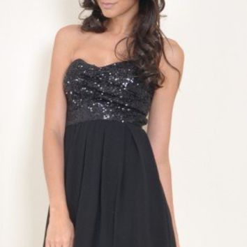 TFNC ELIDA SEQUIN DRESS | TFNC PARTY DRESSES