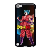DRAGON BALL GOKU SAIYAN BLUE iPod Touch 5 Case Cover