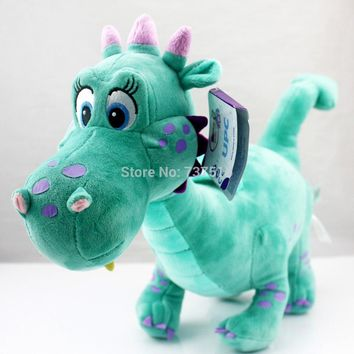 "Brand New Crackle the Dragon plush From Sofia the First show 12"" baby toys for children Stuffed & Plush Animals"