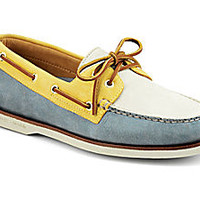 Gold Cup Authentic Original 2-Eye Boat Shoe