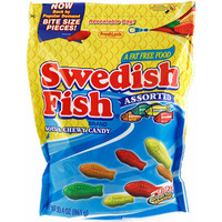 Swedish Fish Candy - Assorted: 30-Ounce Bag