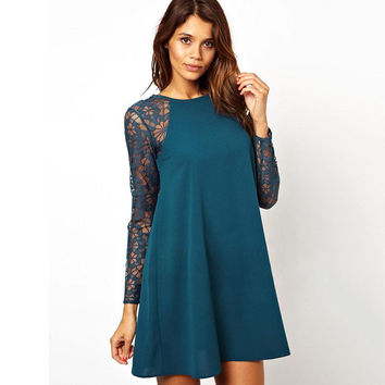 New Fashion Summer Sexy Women Dress Casual Dress for Party and Date = 4457981380