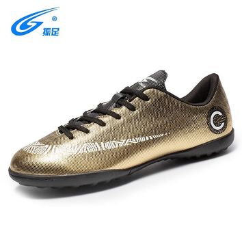Kids football boots for boys for football shoes soccer professional sneakers Indoor Sport Original Superfly futsal boot cleats