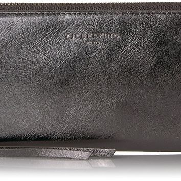 Liebeskind Berlin Women's Gigiw7 Metallic Leather Zip-around Wallet Wallet