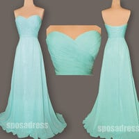 Tiffany blue bridesmaid dress blue bridesmaid dress by sposadress