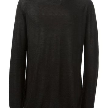 DCCKIN3 Rick Owens loose fit sweater