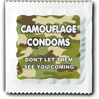 Camouflage Condoms FDA approved