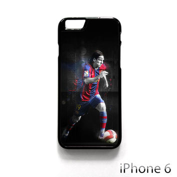 Lionel Messi Barcelona for Iphone 4/4S Iphone 5/5S/5C Iphone 6/6S/6S Plus/6 Plus Phone case