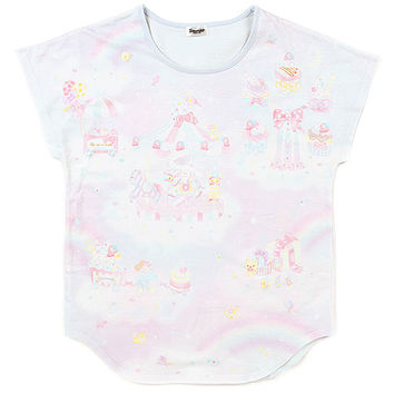 Buy Sanrio Original Cinnamoroll Sweets All Over Print T-Shirt at ARTBOX