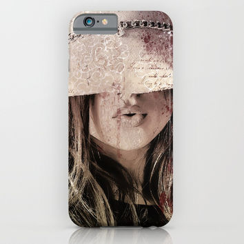 portrait iPhone & iPod Case by Knm Designs