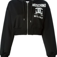 Moschino Interlocking C-clamp Sweatshirt - Satù - Farfetch.com