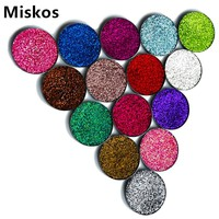 Single Eyeshadow 30 Color Diamond Shimmer Glitter Powder Eye Shadow Pigment Professional Cosmetics Face Make Marker Brightening
