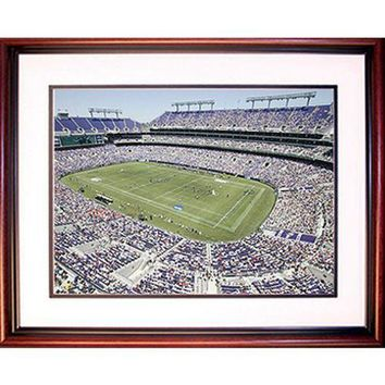 NOVO5 Syracuse Lacrosse Final 4 Attendance Record Framed 16x20 Photo