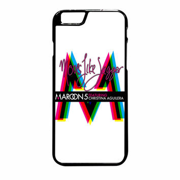 Moves Like Jagger Album Cover Iphone 6S Case