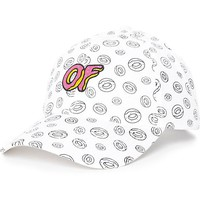 Odd Future All Over Donut Baseball Hat