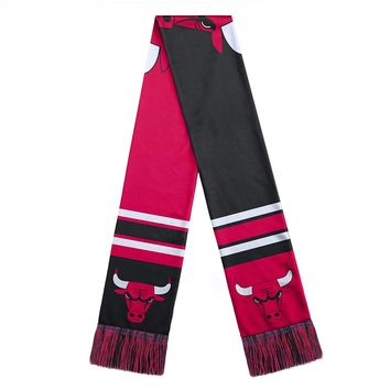 Chicago Bulls Courtside Pride Scarf