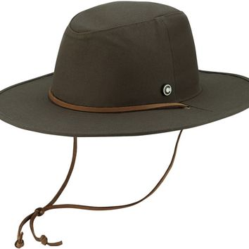 Coal The Wayfarer Hat - dark olive - Free Shipping