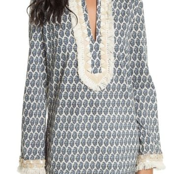 Tory Burch Tory Embellished Tunic | Nordstrom