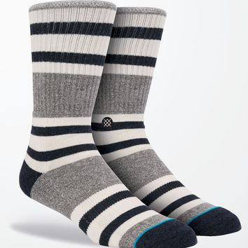 Stance Helena Crew Sock - Mens Socks - Gray - One