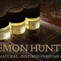 DEMON HUNTER Supernatural - inspired Perfume Oil Sampler
